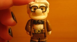 Carl Fredricksen Photo