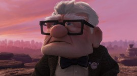 Carl Fredricksen Photo Download
