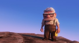 Carl Fredricksen Wallpaper 1080p