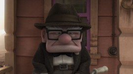 Carl Fredricksen Wallpaper Full HD