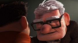 Carl Fredricksen Wallpaper Gallery