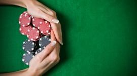 Casino Chip Wallpaper
