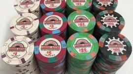 Casino Chip Wallpaper HD