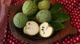 Cherimoya Wallpaper High Definition