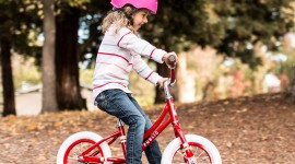 Children On Bicycles Wallpaper HQ