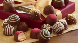 Chocolate Candies Wallpaper Free