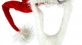 Christmas Hats Wallpaper For IPhone#1