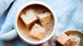Coffee With Marshmallows Wallpaper Gallery