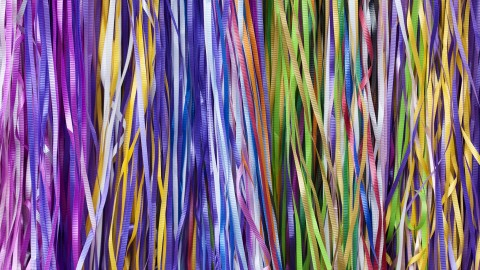 Colorful Ribbons wallpapers high quality