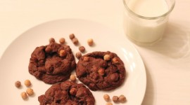 Cookies With Cereals Best Wallpaper