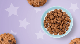 Cookies With Cereals Wallpaper HQ