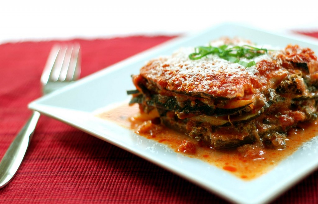 Dash Zucchini Lasagna wallpapers HD