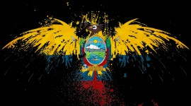 Ecuador Wallpaper Background