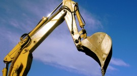 Excavator Wallpaper Download