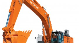 Excavator Wallpaper For IPhone