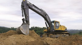 Excavator Wallpaper Full HD#2
