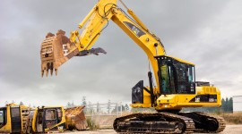 Excavator Wallpaper Gallery
