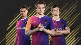 Fifa 18 Game Wallpaper HQ