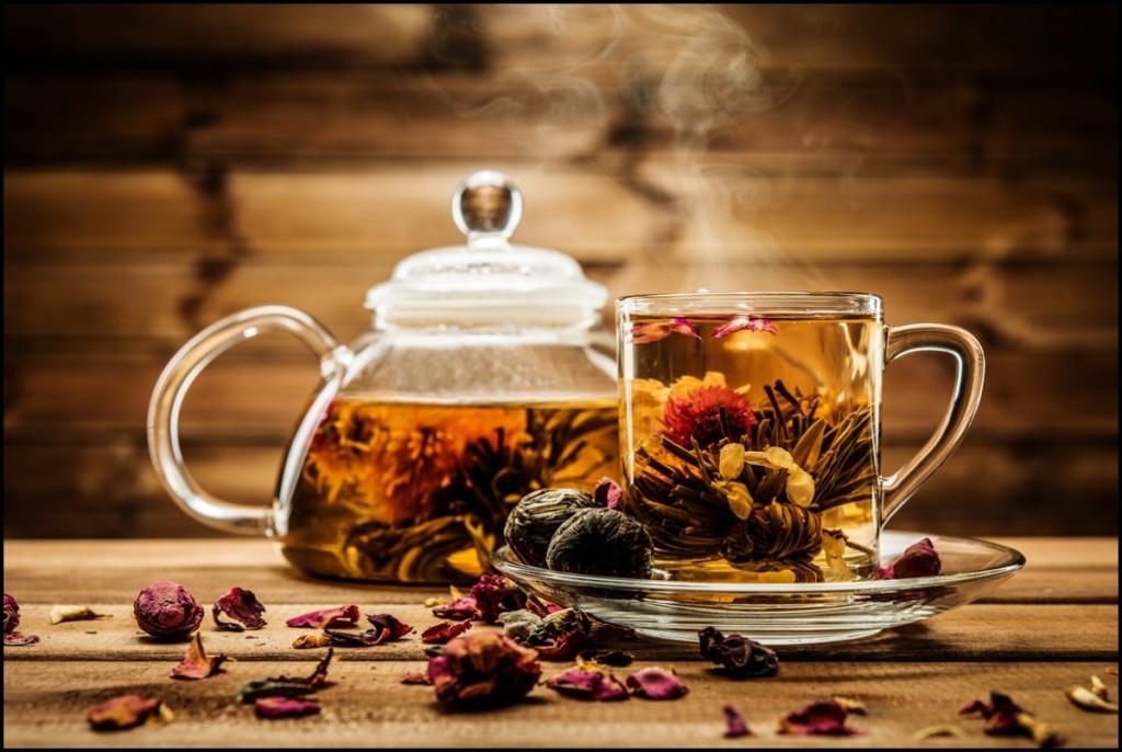 Flower Tea wallpapers HD