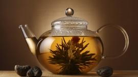 Flower Tea Wallpaper For Desktop