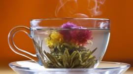 Flower Tea Wallpaper For PC