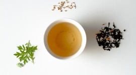 Flower Tea Wallpaper Free