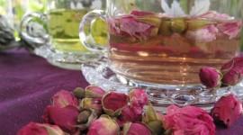 Flower Tea Wallpaper Full HD