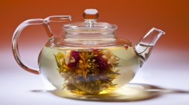 Flower Tea Wallpaper Gallery