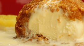 Fried Ice Cream High Quality Wallpaper