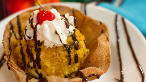 Fried Ice Cream wallpapers high quality