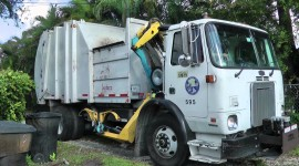 Garbage Truck Wallpaper Gallery