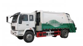 Garbage Truck Wallpaper High Definition