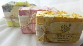 Handmade Soap Wallpaper