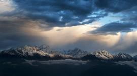 Himalayas Desktop Wallpaper For PC
