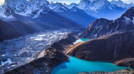 Himalayas Desktop Wallpaper HQ