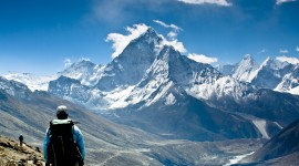 Himalayas Wallpaper Download