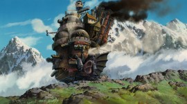 Howl's Moving Castle Image Download