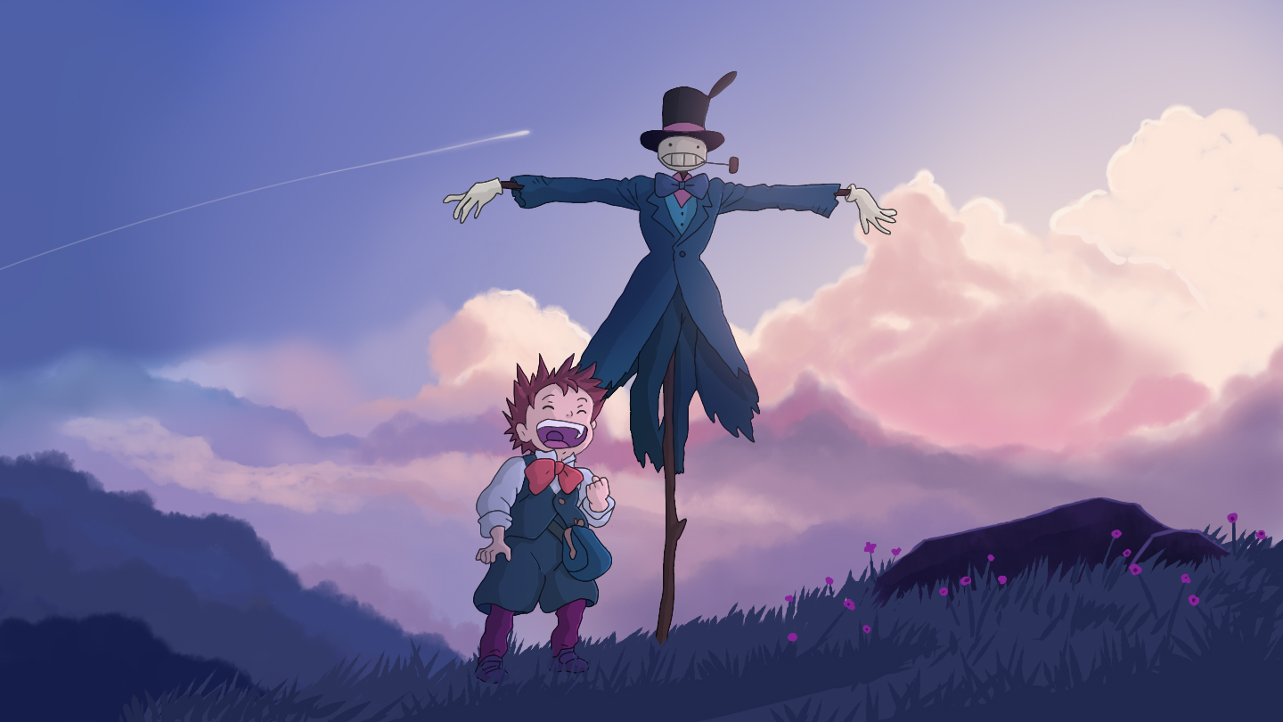 Howls Moving Castle Wallpapers High Quality