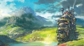 Howl's Moving Castle Wallpaper HQ