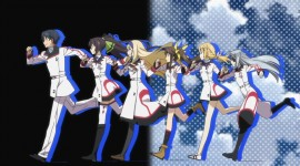 Infinite Stratos Wallpaper Gallery