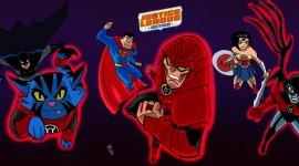 Justice League Action Best Wallpaper