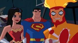 Justice League Action Wallpaper 1080p