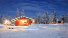 Lapland Desktop Wallpaper