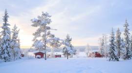 Lapland Desktop Wallpaper For PC