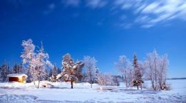 Lapland Desktop Wallpaper Free