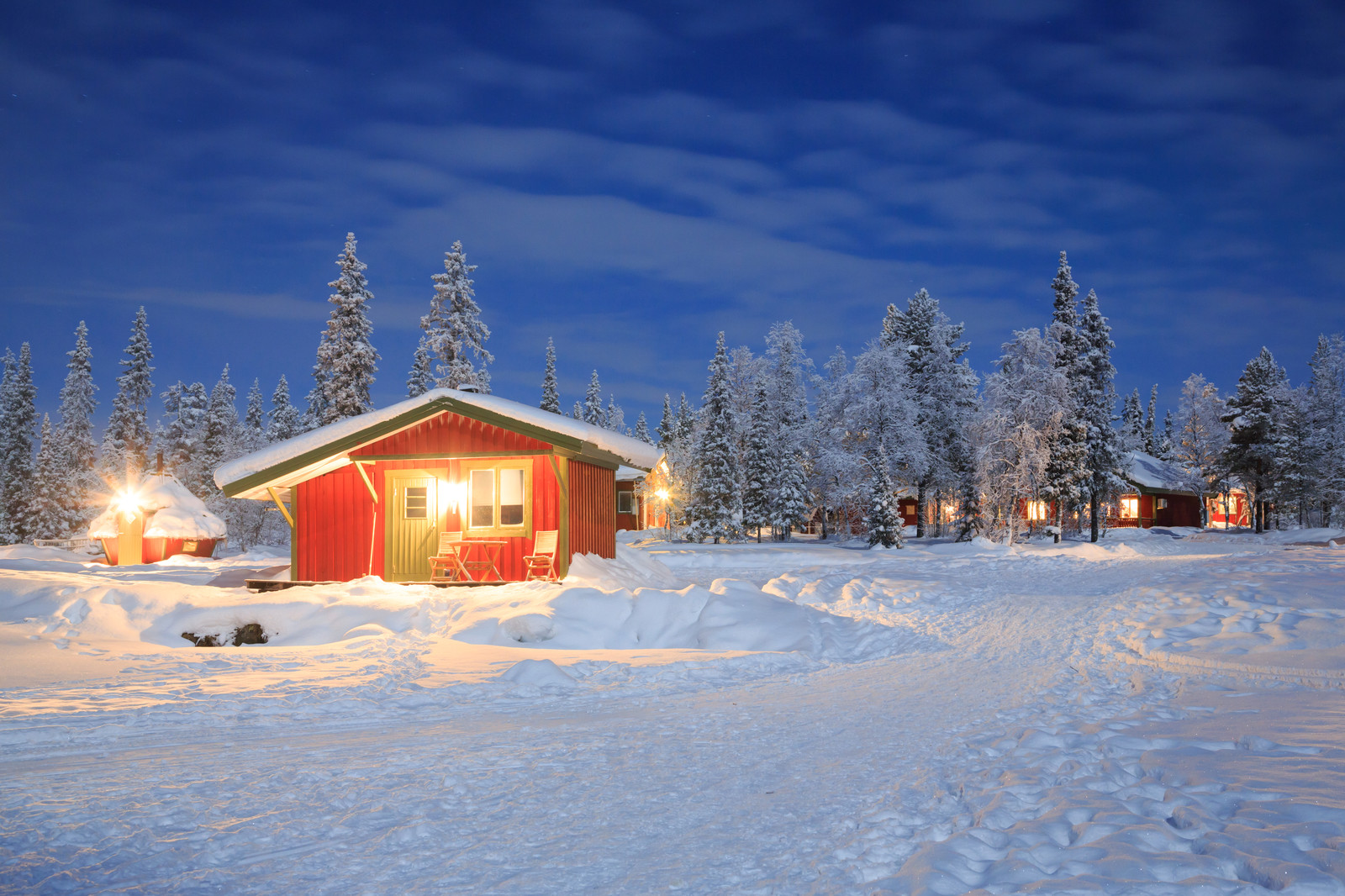 Lapland Wallpapers High Quality Download Free
