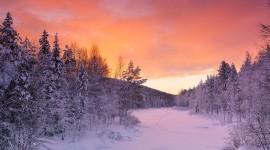 Lapland High Quality Wallpaper