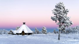 Lapland Wallpaper 1080p