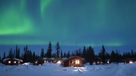 Lapland Wallpaper