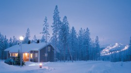 Lapland Wallpaper Download Free